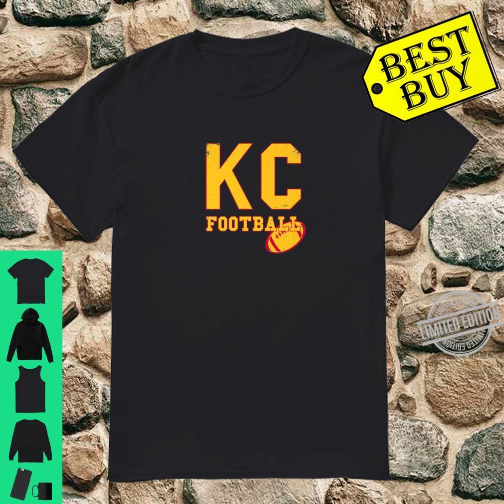 2020 Kansas City Football KC Cool Shirt