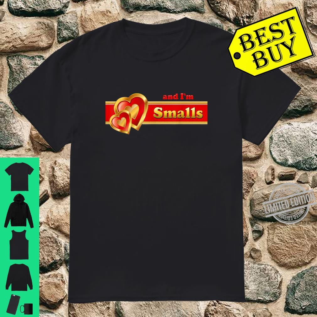 And I'm Smalls matching for couples by Coriani Donaldo Shirt