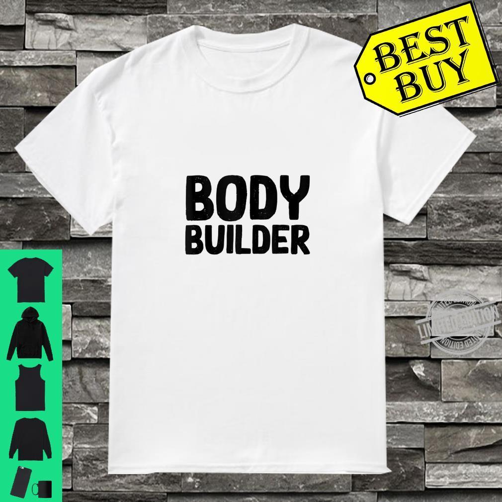 Body Builder Gym Shirt