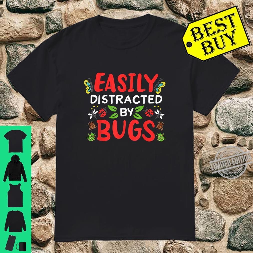 Bug Insect for Entomologists and Bugs Shirt