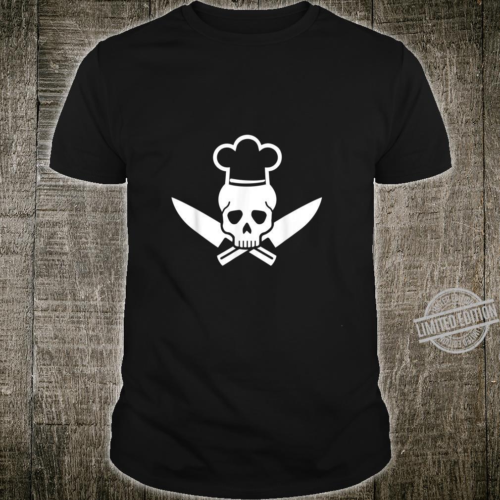 Chef skull Shirt