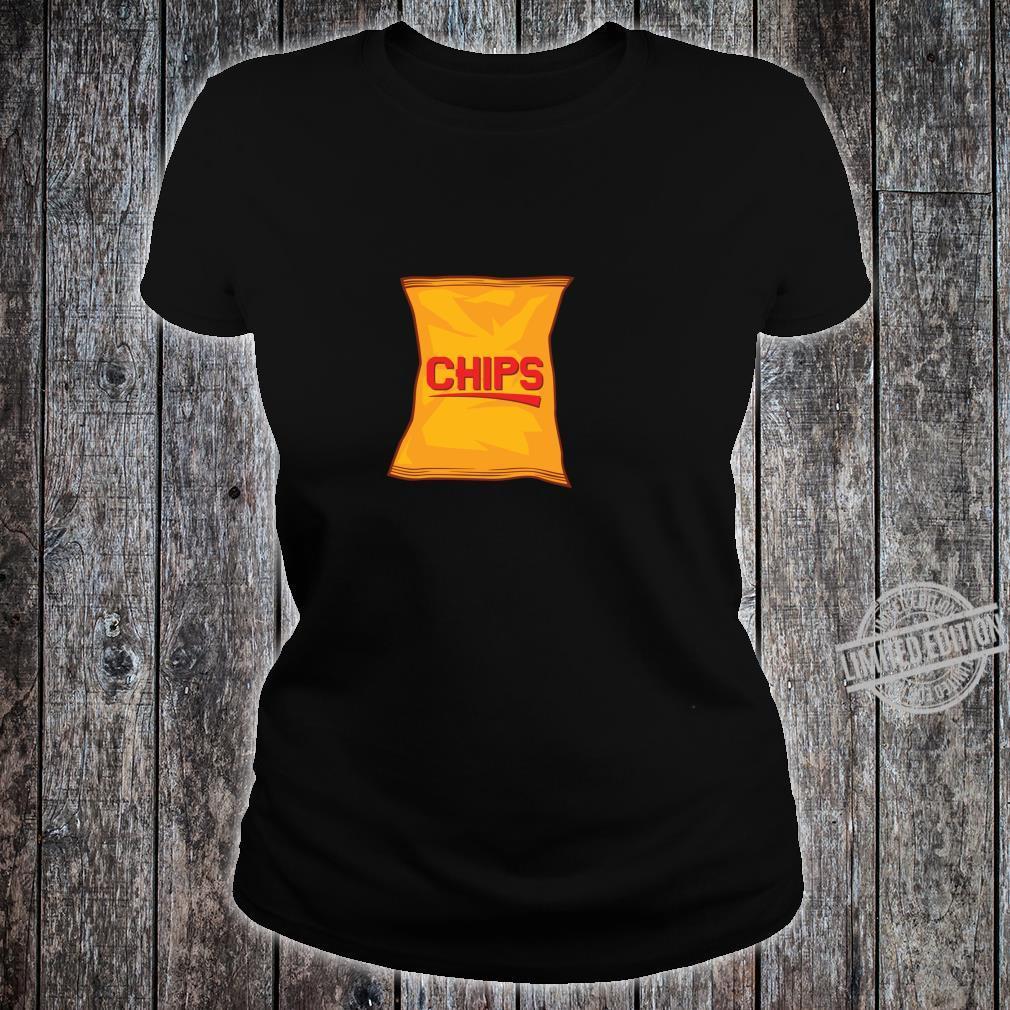 Chips Lustig Cinco De Mayo Mexikanisch Essen Urlaub Shirt ladies tee