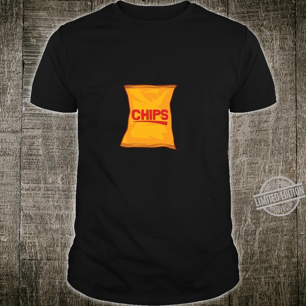 Chips Lustig Cinco De Mayo Mexikanisch Essen Urlaub Shirt