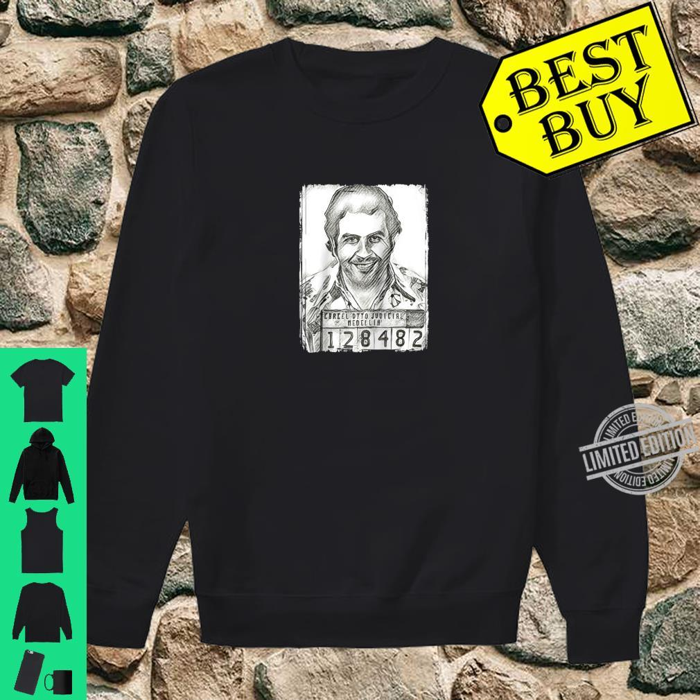 Cute Pablo the Cocaine King of the Medellin Colombia Crime Narco Shirt sweater