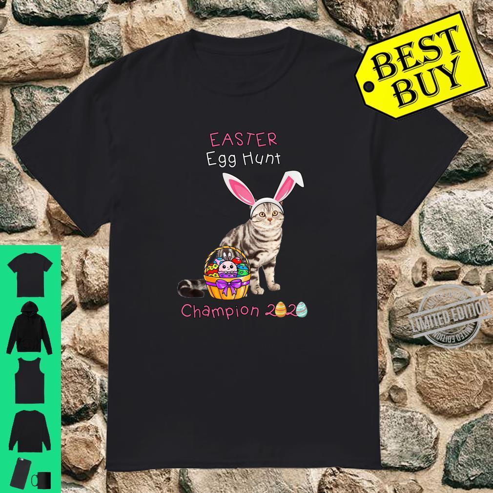 Easter Day American Shorthair Cat Easter Shirt