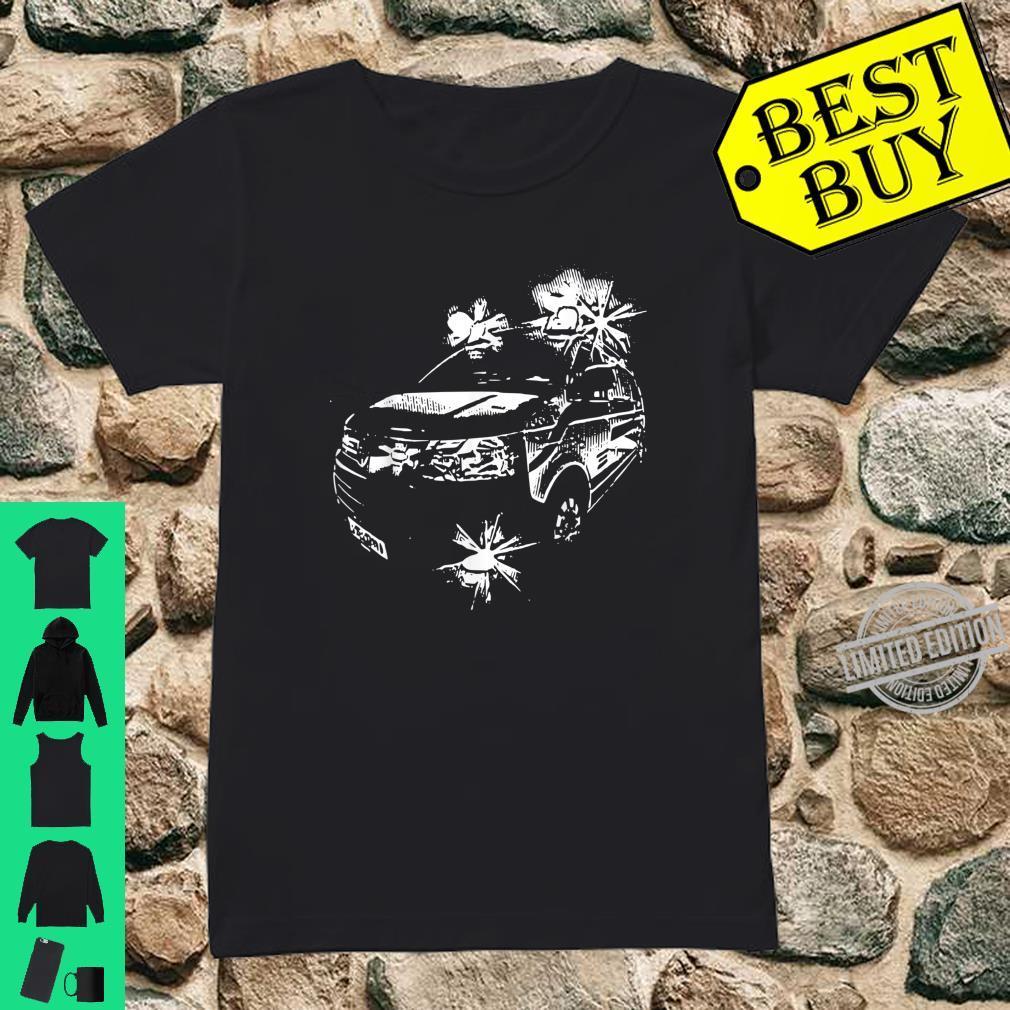 Einsatzfahrzeug Shirt ladies tee