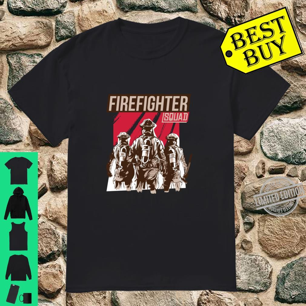 FIREFIGHTER SQUAD Shirt