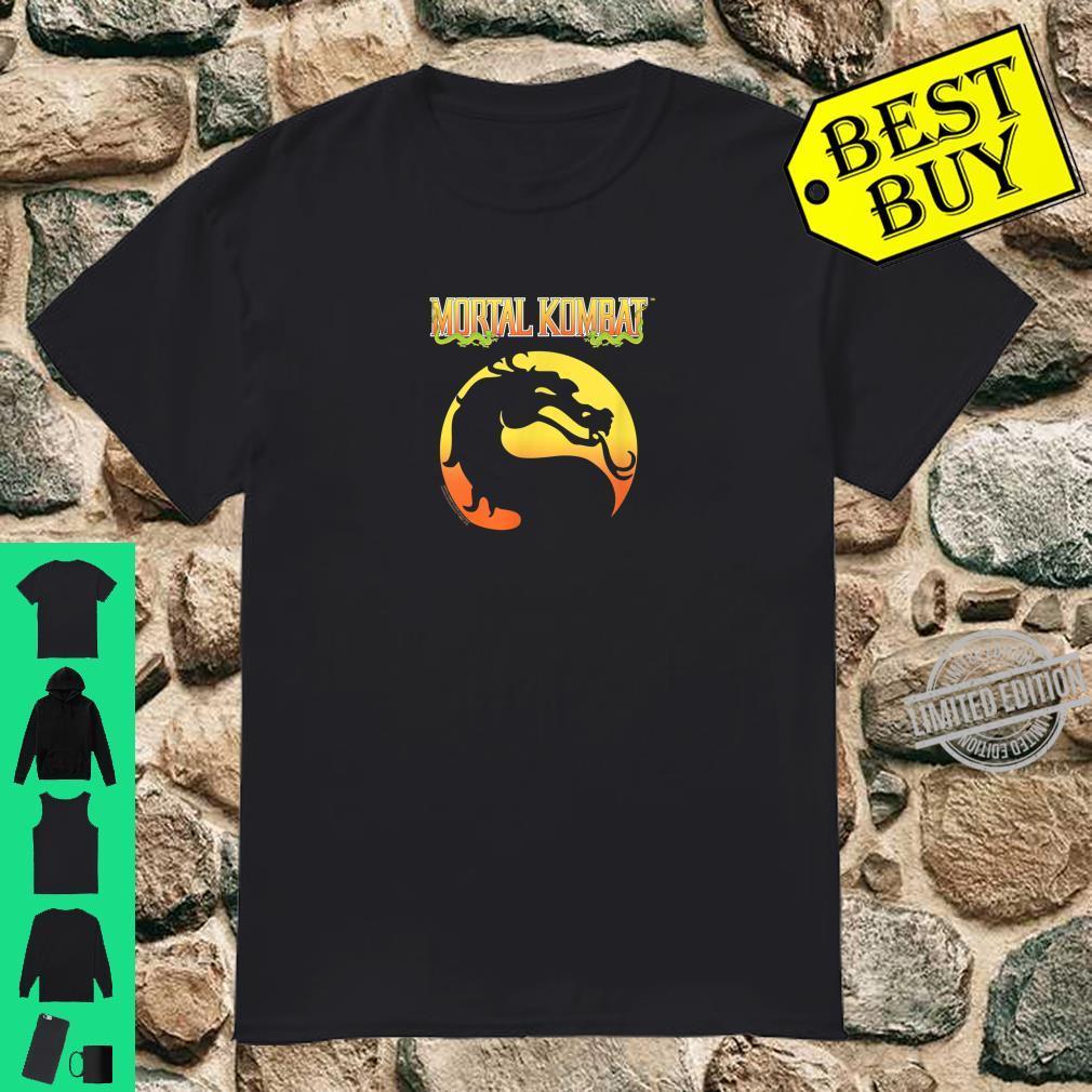 Mortal Kombat Klassic Logo Shirt