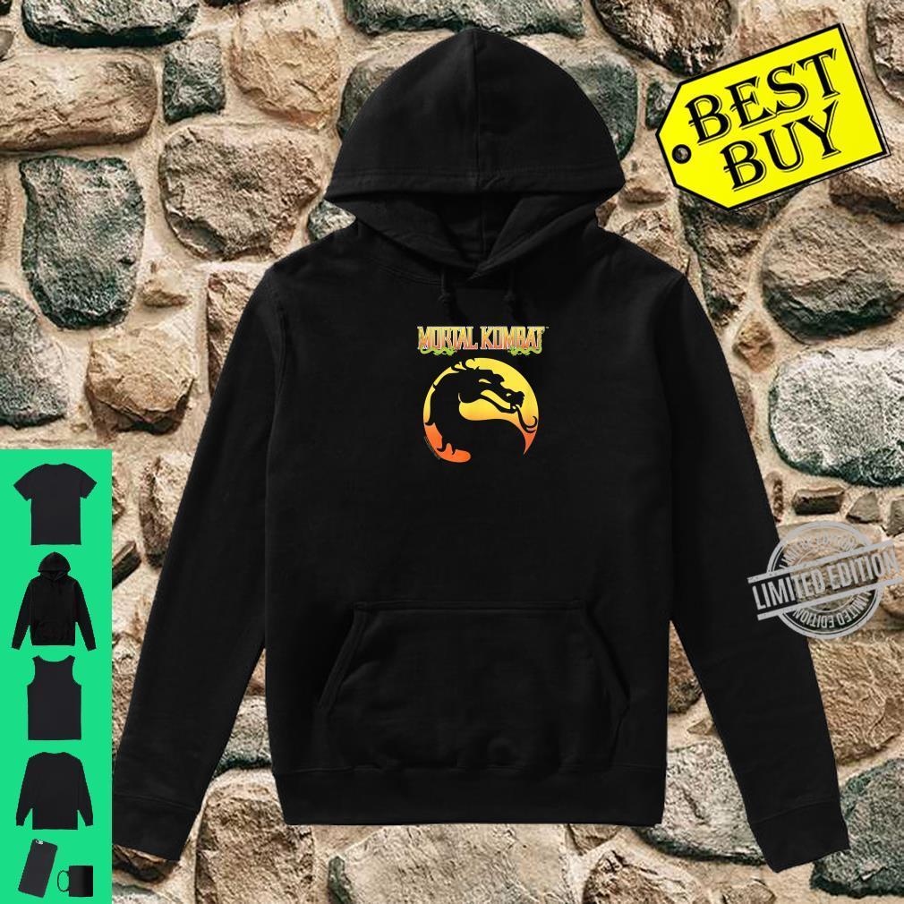 Mortal Kombat Klassic Logo Shirt hoodie